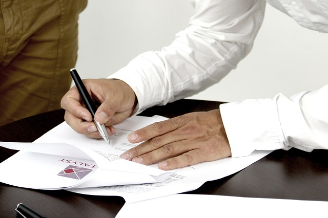 Lettre d'attestation de prêt