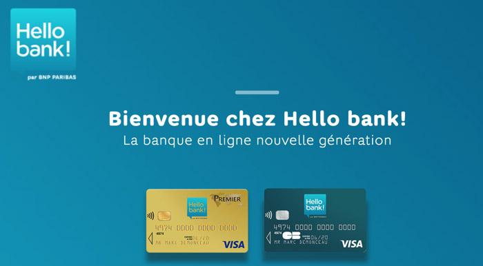 Les tarifs d'Hello Bank