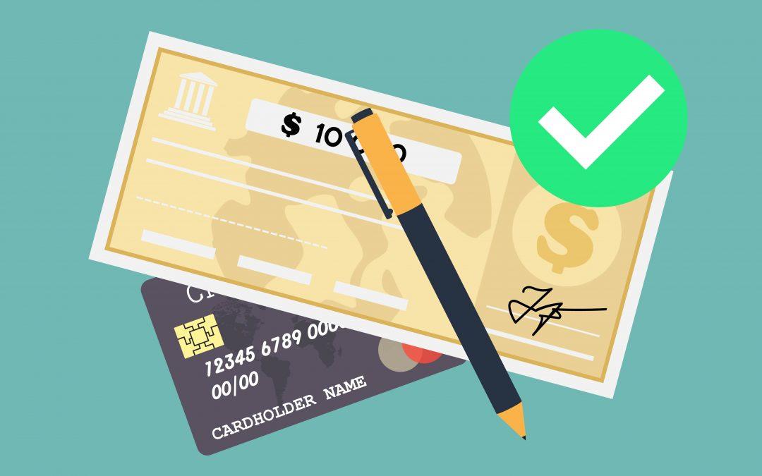 Procédure, temps et délai d'encaissement d'un chèque