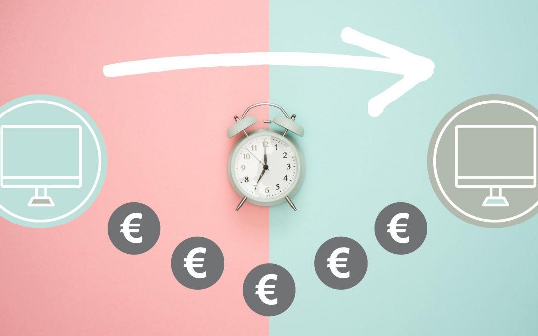 Combien de temps pour un virement bancaire ?